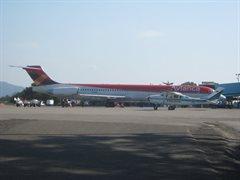 Santa Marta luchthaven 14