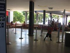 Santa Marta luchthaven 19