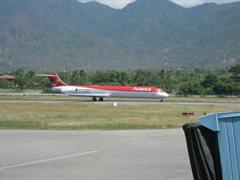 Santa Marta luchthaven 25
