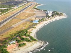 Santa Marta luchthaven 26