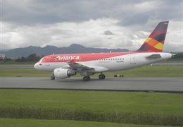 Search flights to Colombia
