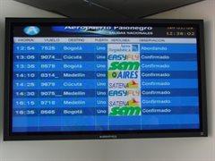 Bucaramanga luchthaven 16