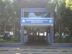 Santa Marta luchthaven 01