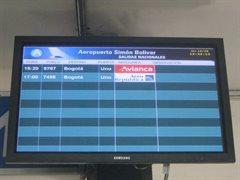 Santa Marta luchthaven 09