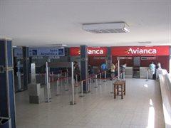 Santa Marta luchthaven 10