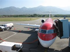 Santa Marta luchthaven 16