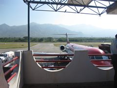 Santa Marta luchthaven 17