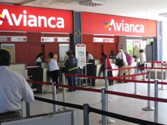 Santa Marta luchthaven 21