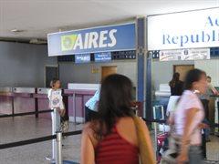 Santa Marta luchthaven 22