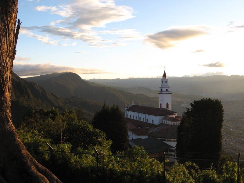 Monserrate, Bogotá | The Colombia Travel Guide