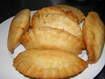 Preparation of Empanadas