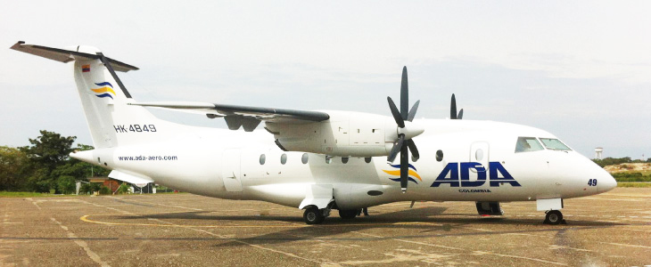 Photo of Aerolinea de Antioquia Dornier 328 Series