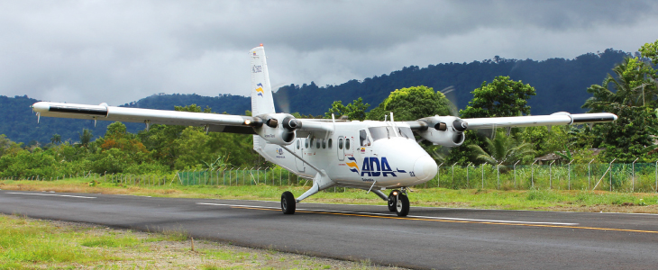 Photo of Aerolinea de Antioquia Twin Otter