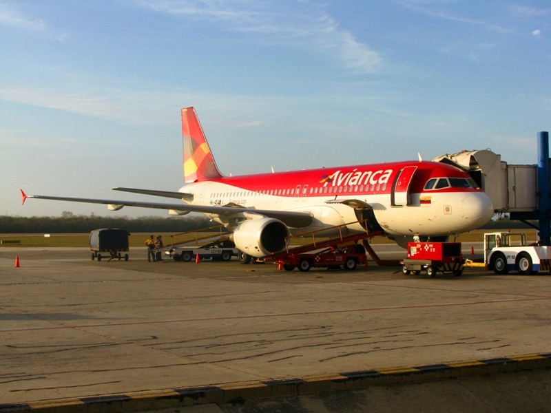 Photo of Avianca Airbus A320