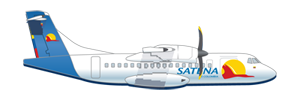Photo of Satena ATR 42-300