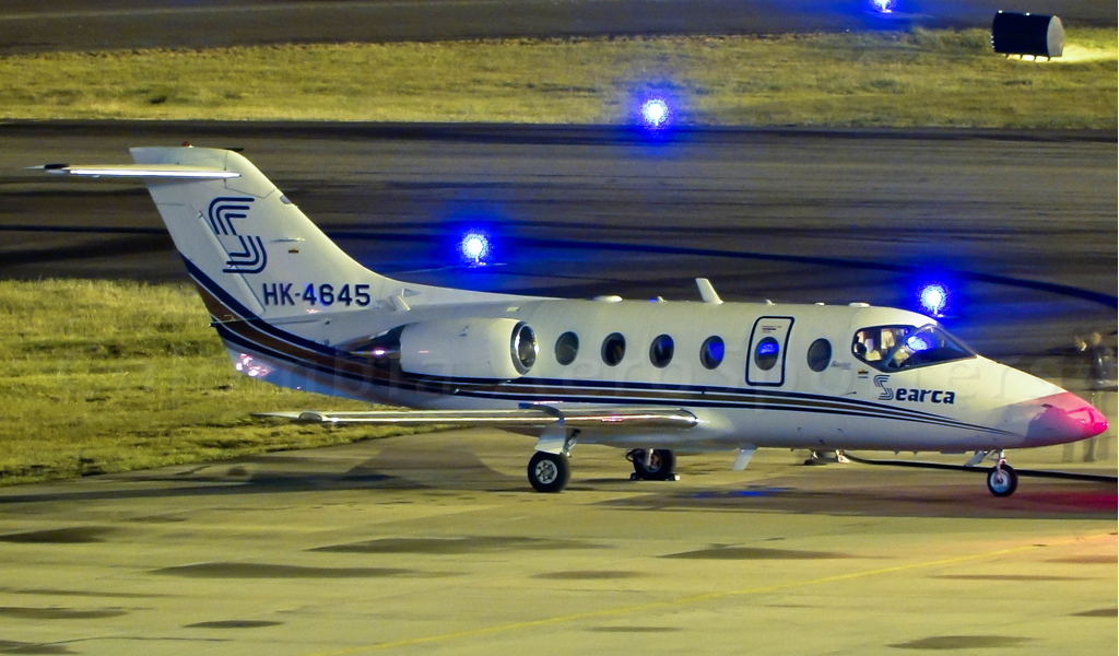 Foto van Searca Beech 400, BE40