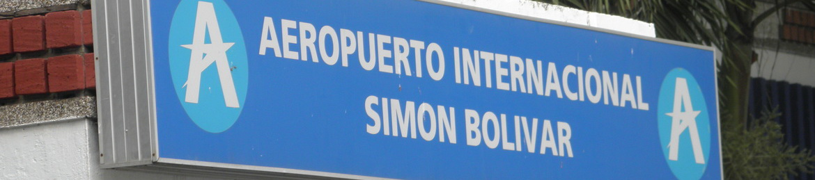 Airport of Santa Marta - Simon Bolivar