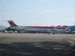 Santa Marta airport 14