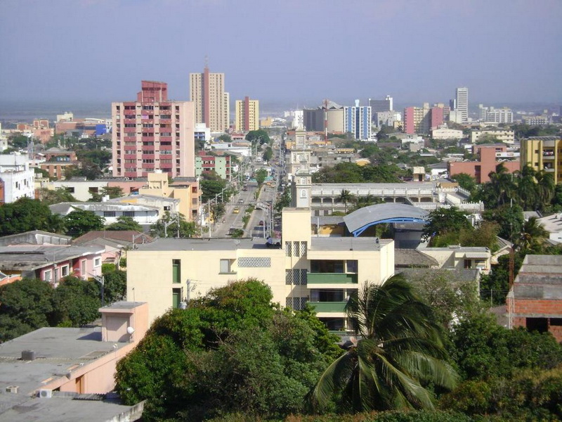 Information About The Colombian Coast City Barranquilla