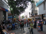 Centre of Bucaramanga