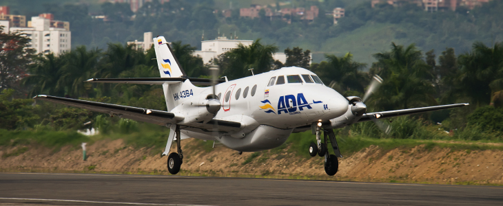 Photo of Aerolinea de Antioquia Jetstream 32