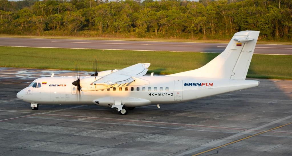 Photo of EasyFly ATR 42-500